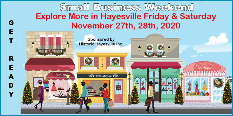 2020 Small Business Weekend