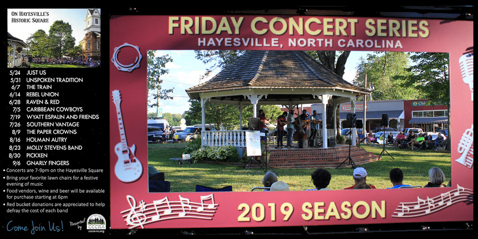 Friday Night Concerts At the Gazebo