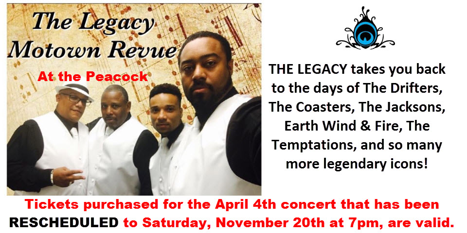 The Legacy Motown Revue