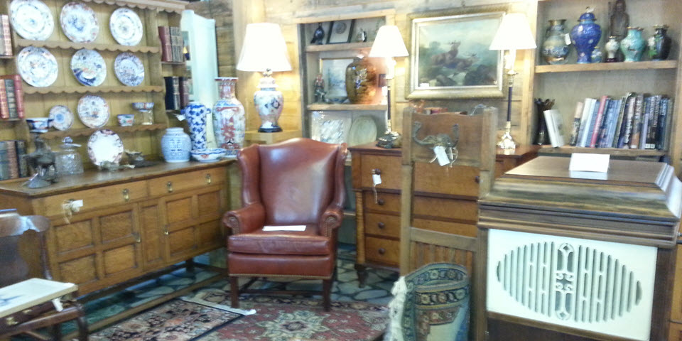 Heaven for Antique Collectors